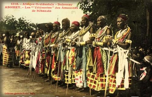 Abomey Celebration, 1908. Image: Wikipedia.