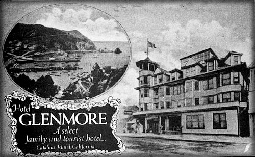 Victorian Era Catalina Glenmore Hotel. Image: Islapedia.