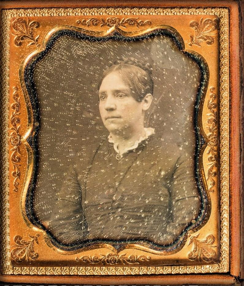 Margaretta Hare Morris, c. 1840. Image: University of Delaware; Littell Family Papers