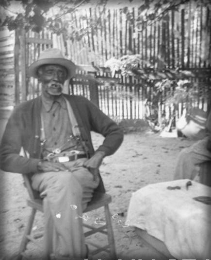 Former Slave, Billy MacRea heard General Gordan Granger read the order in Galveston. Image: Library of Congress.