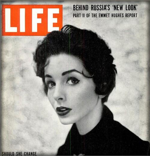 Life Magazine Cover, Feb. 1954. Image: Life Magazine.