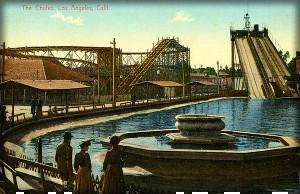 Luna Park, Los Angeles, CA, c. 1910. Image: Wikipedia.