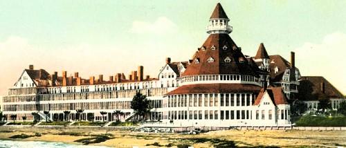 Hotel Del Coronado, c.1900. Image: HotelDel.com