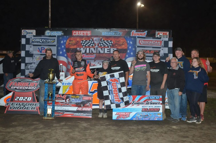 27- Hoffman Doubles Down with 10K wins Labor Day Weekend- Ragusa