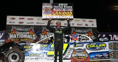 Shirley Gets First Summer Nationals Win of 2021
