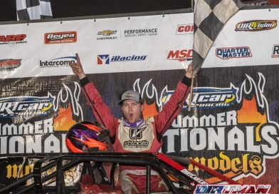 Pierce Gets 10th Hell Tour Win at Tri-City