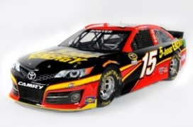 2013 Michael Waltrip Racing Car Photo Shoot