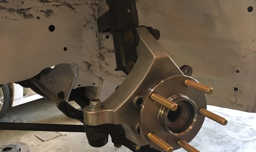 Trueleo Racing MR2 knuckles – The best 1990-1998 Toyota MR2 braking and suspension upgrade, bar none.