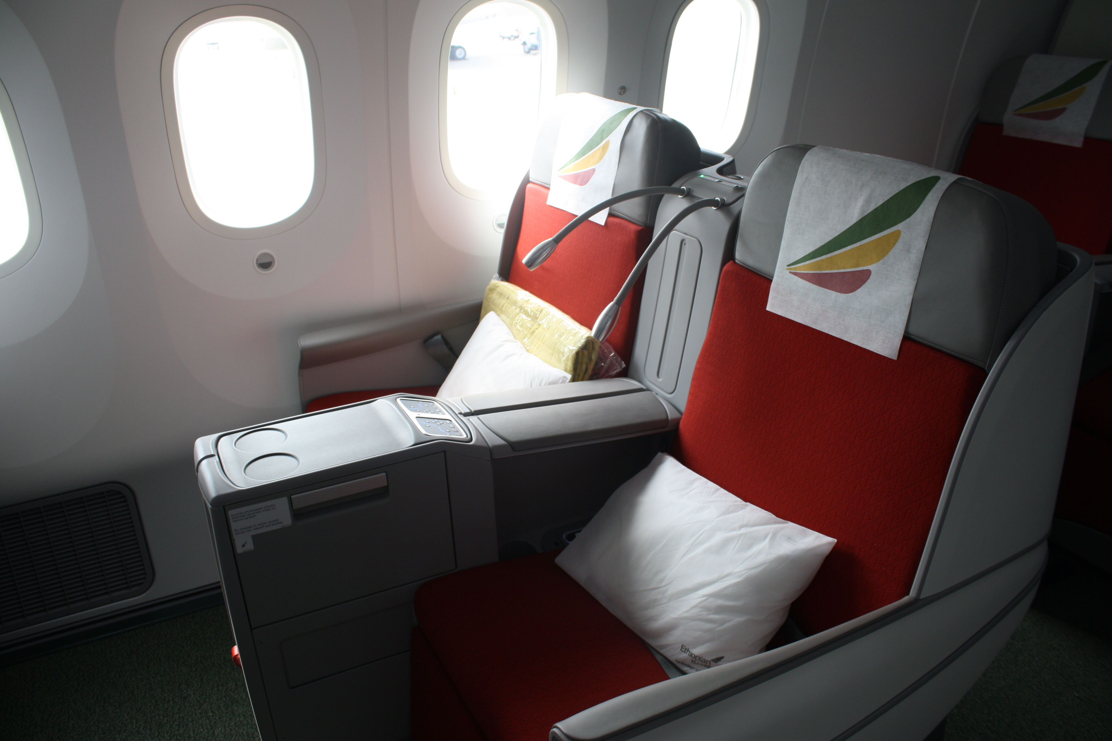 Part Two Inside Ethiopians First Boeing 787  The Racing Winds Blog