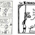 Comic strips racism how racism affects daily lives