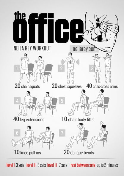 Office-workout