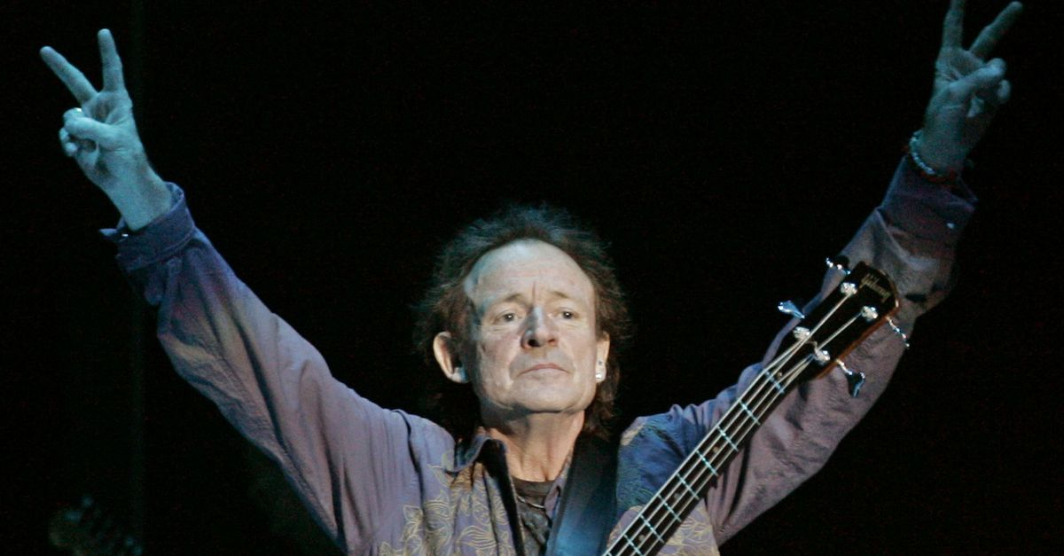 Jack Bruce Bassist for Supergroup Cream Dead at 71