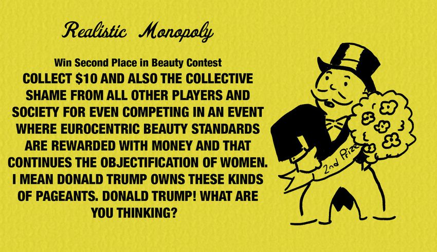 Pageant-monopoly