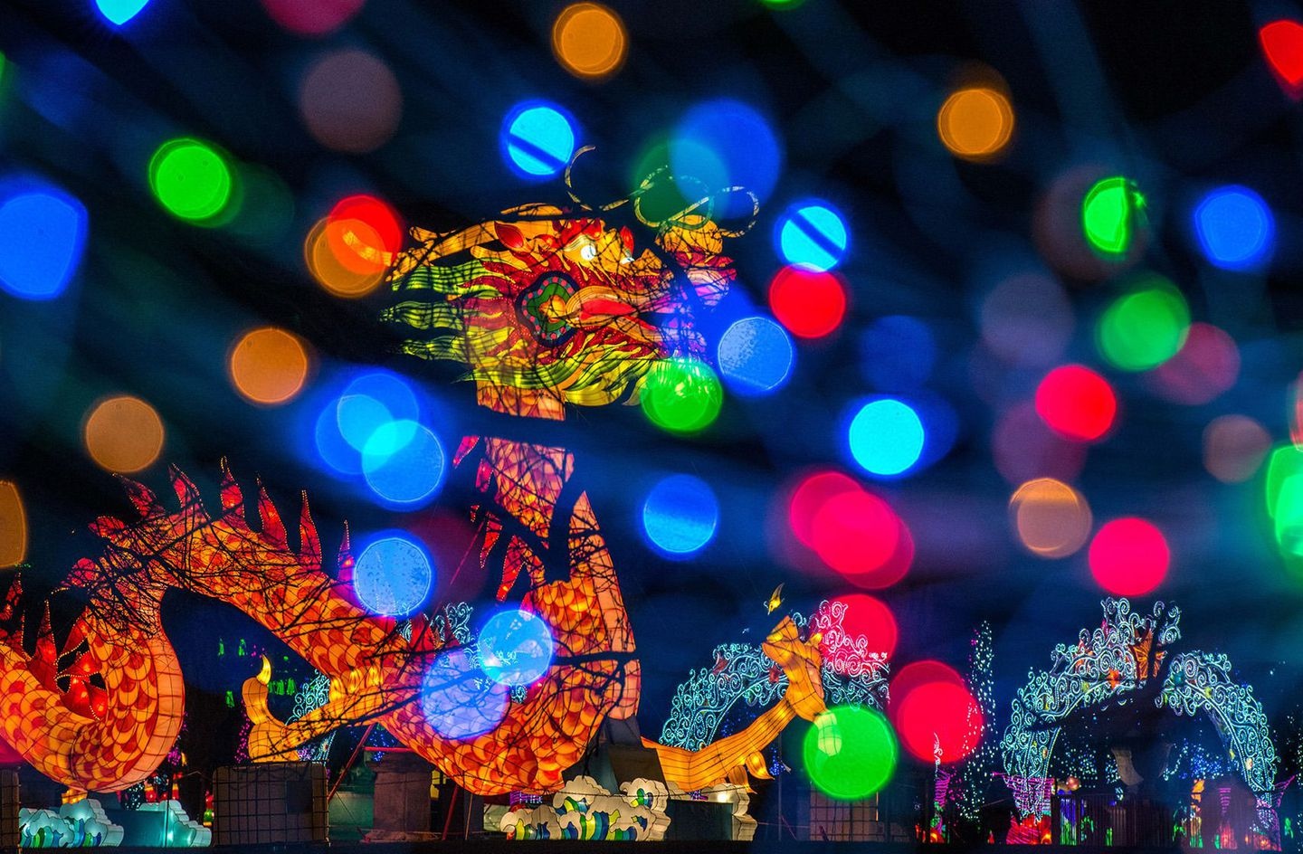 magic lantern festival london for chinese new year 2016
