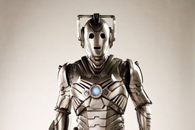 Doctor Who villain: Cyberman.