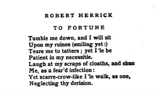 Does 1648 Poem Contain the World's First Emoticon