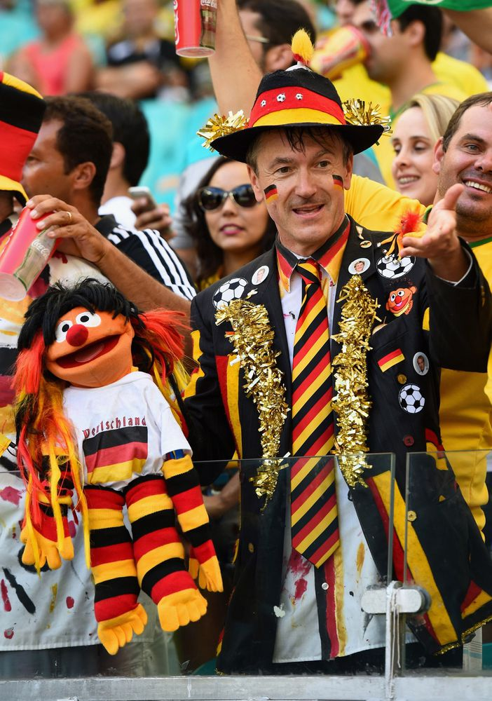 German-ernie-world-cup-fan
