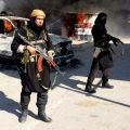 An image posted on a militant website on jan 4 shows shakir waheib a