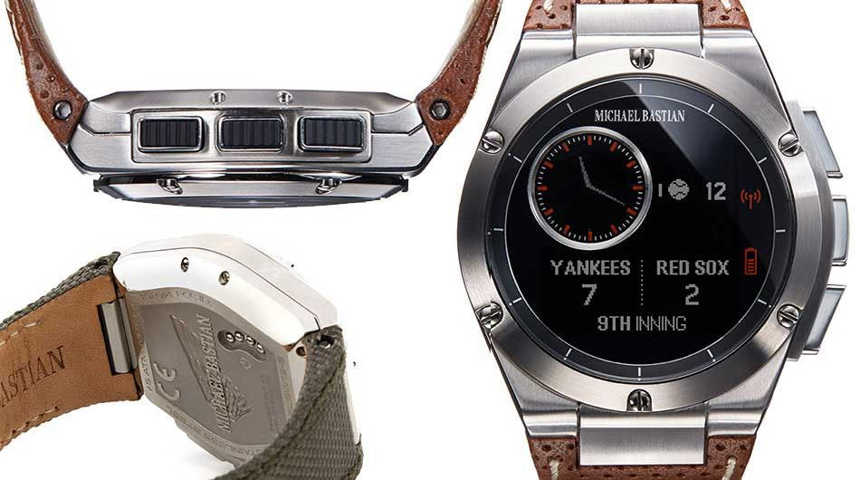 HP's MB Chronowing smartwatch