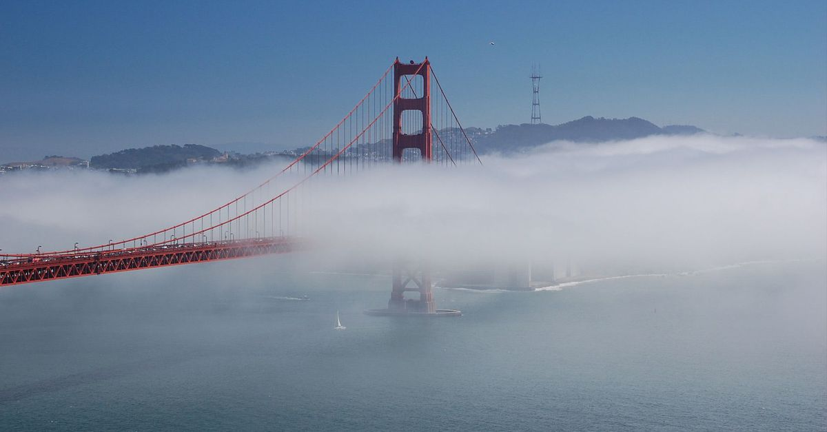 Time-Lapse Video of San Francisco Fog Is Your Moment of Zen