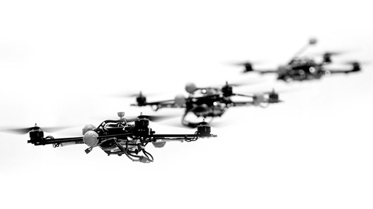 Automated Quadcopters Learn a Super-Sophisticated Trick