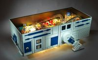 R2-D2 pinball machine is the coffee table you were looking for