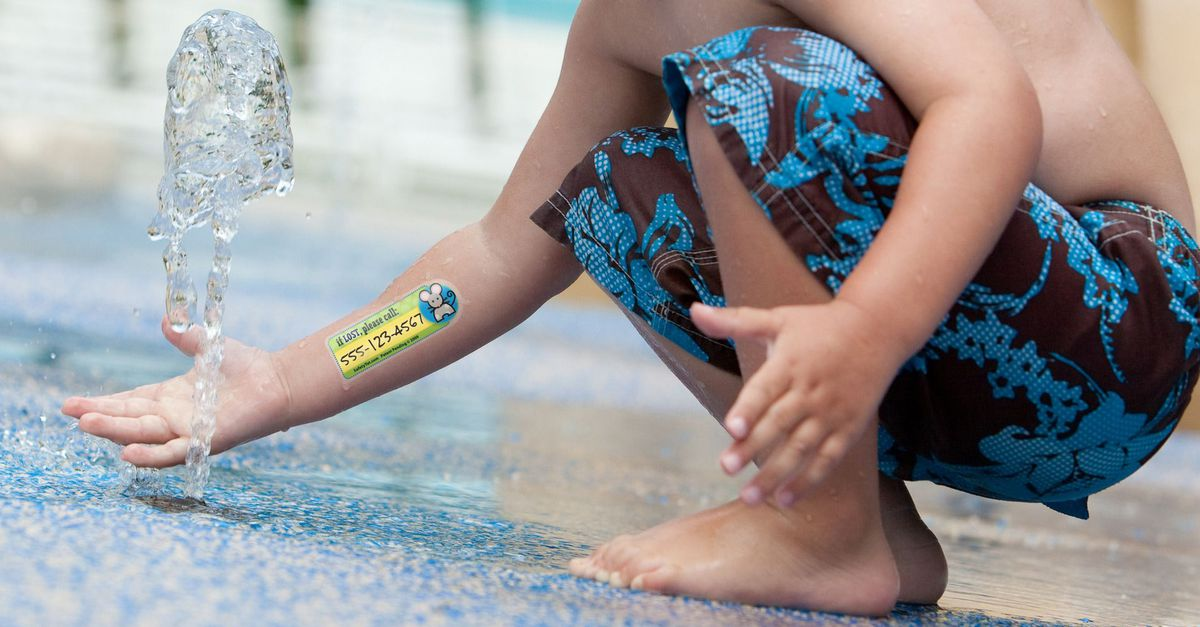 5 reasons to let kids use temporary tattoos