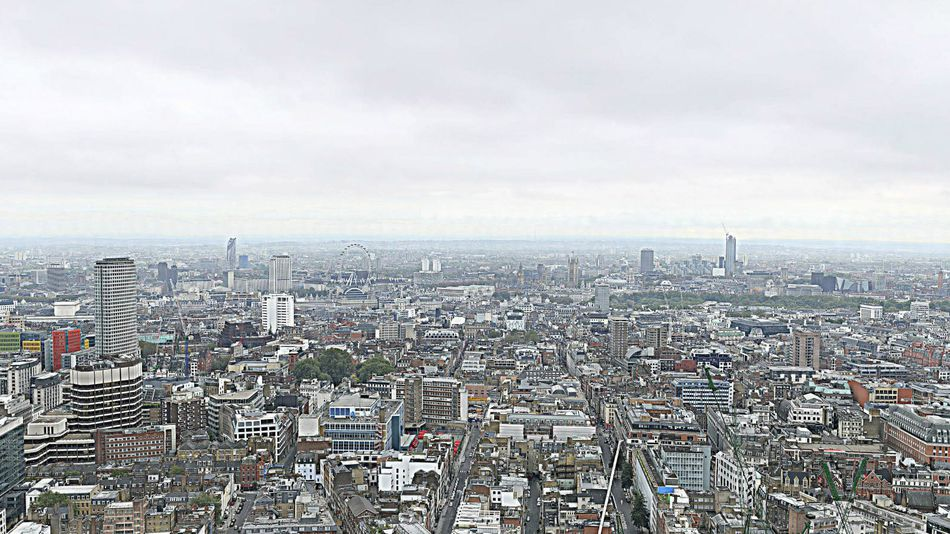 320 Gigapixel Photo of London July, 2012