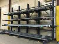 Bar, Tubing & Pipe Rack - Warehouse Rack and Shelf