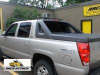 2005 Chevy Avalanche Bare Roof Roof Rack  Yakima Custom ...