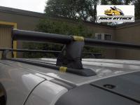 2005 Chevy Avalanche Bare Roof Roof Rack  Yakima Custom ...