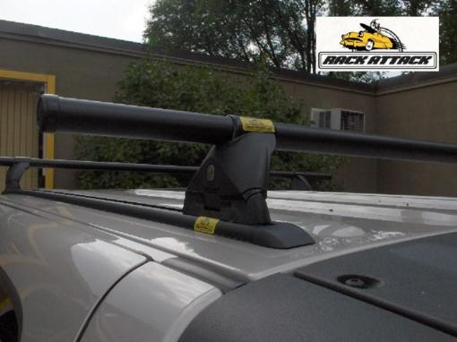 2005 Chevy Avalanche Bare Roof Roof Rack  Yakima Custom