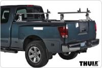 Thule 422xt Height Adjustable Aluminum Truck Rack   Rack ...