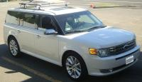 2010 Ford Flex Roof Rack Cross Bars | Upcomingcarshq.com