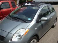 Toyota Yaris 3 Door Roof Rack