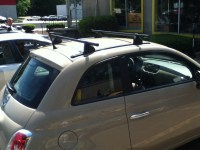Surfboard Roof rack suggestion for 2012 Fiat 500 POP?