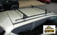 Nissan Murano Thule Roof Rack for a Bare Roof  Thule ...