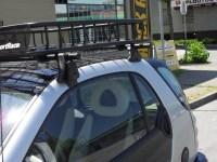 Q Smart Vehicle  SportRack Cargo Roof Basket  Yakima Q ...