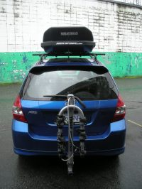 Honda Fit Roof Rack