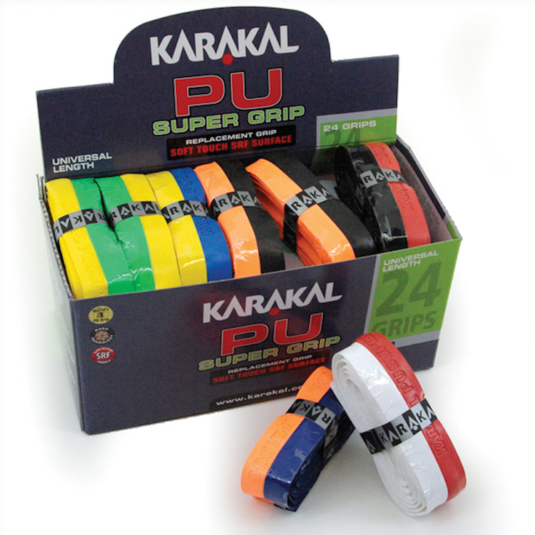 Karakal PU Duo Super Grip ( 6/12/24 )