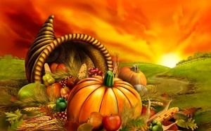 Thanksgiving Fruit