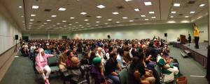 CWF Crowd