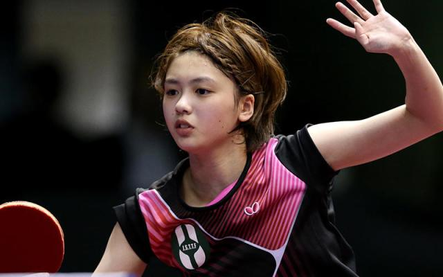 Changing your strategy during table tennis matches