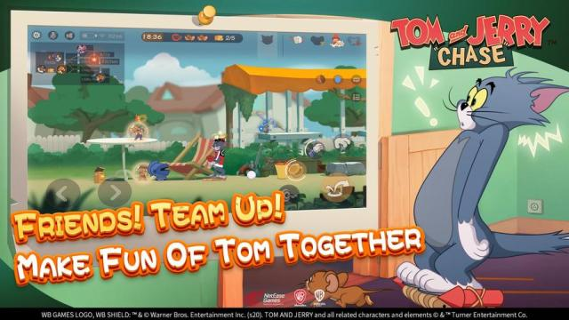 Tom and Jerry: Chase coming to SEA