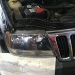 Headlamp restoration, car repair, auto repair, vehicle maintenance, headlamp, headlights