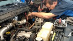 Diagnostics, Diesel Repair, Ford, Powerstroke, Mechanic, Auto, Wilmington, NC