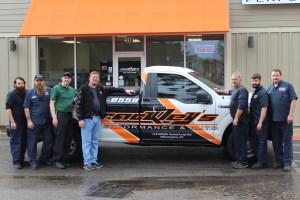 Rackley's Performance and Auto, Mechanic Team, Family Mechanic, Wilmington, NC