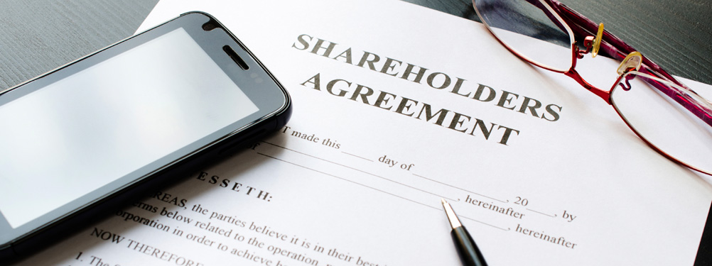 Shareholder/ Operating/ Partnership Agreements Lawyer | Westlake Village