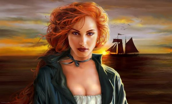 Femme Pirate Grace O'Malley