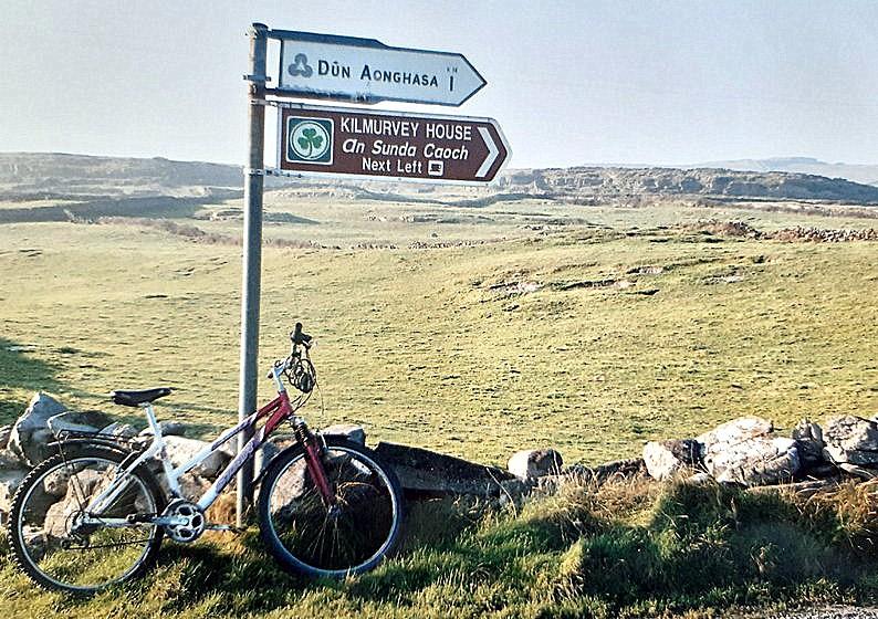 Location vélo Inishmore